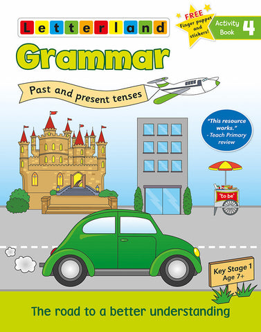 Grammar Activity Book 4