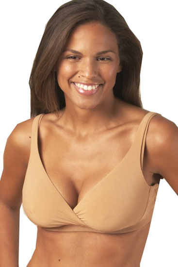 Bella Materna Adjustable Anytime Nursing Bralet - Nude/Bare - 34 E/F