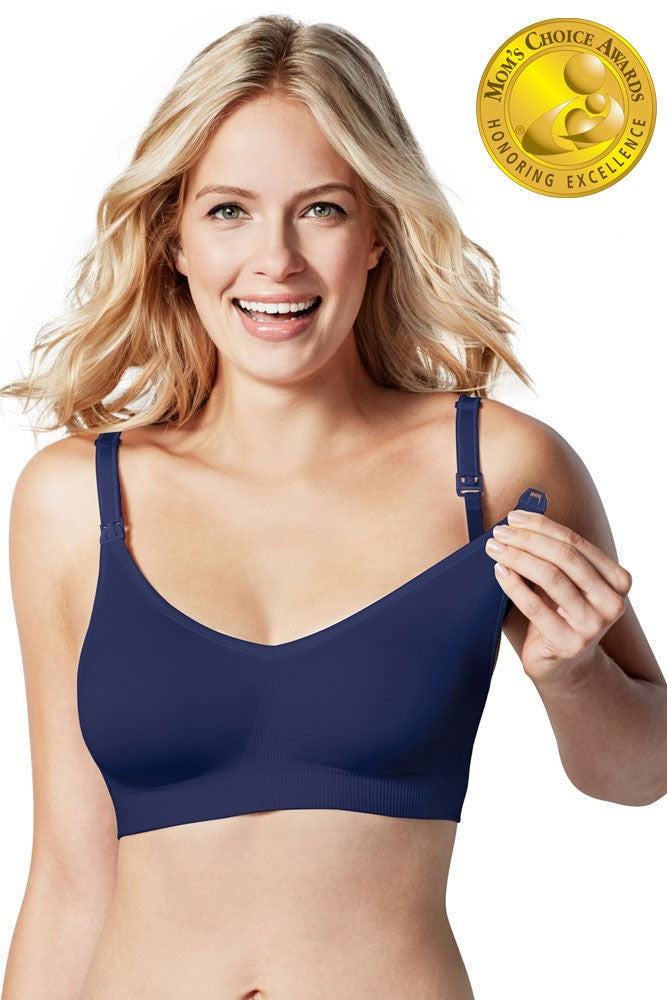 Bravado Designs Body Silk Seamless Nursing Bra - Twilight - M