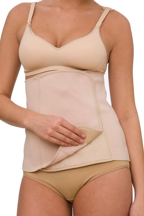 La Leche League Waist Nipper (9 inch) - Beige - size Medium (9 inch height)