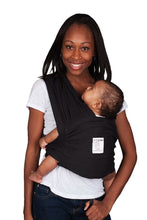 Baby K'tan Baby Carrier - Black - S