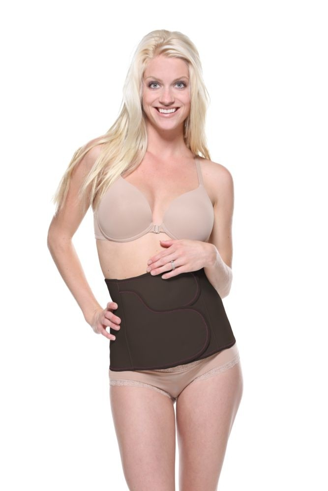 BFF Belly Bandit- Body Formulated Fit - Brown - XS
