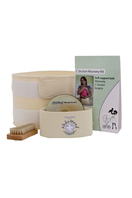 AbdoMend™ C Section Recovery Kit - Natural - Size Petite