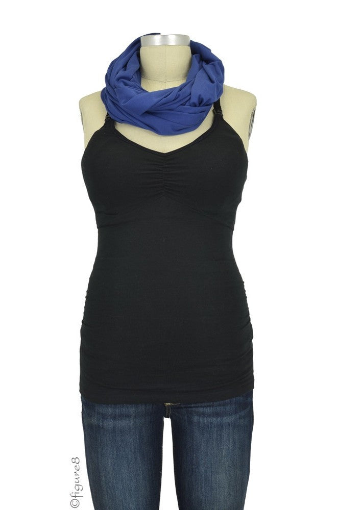NuRoo Nursing Scarf - Navy - One Size