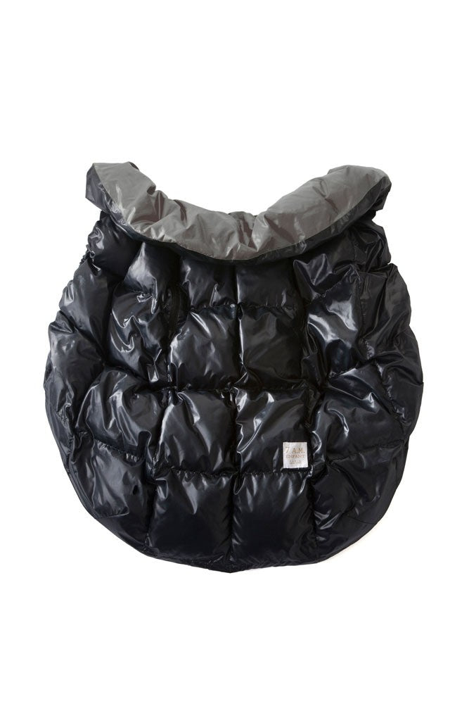 7 A.M. Enfant Cygnet Cover - Black/Gray - One Size