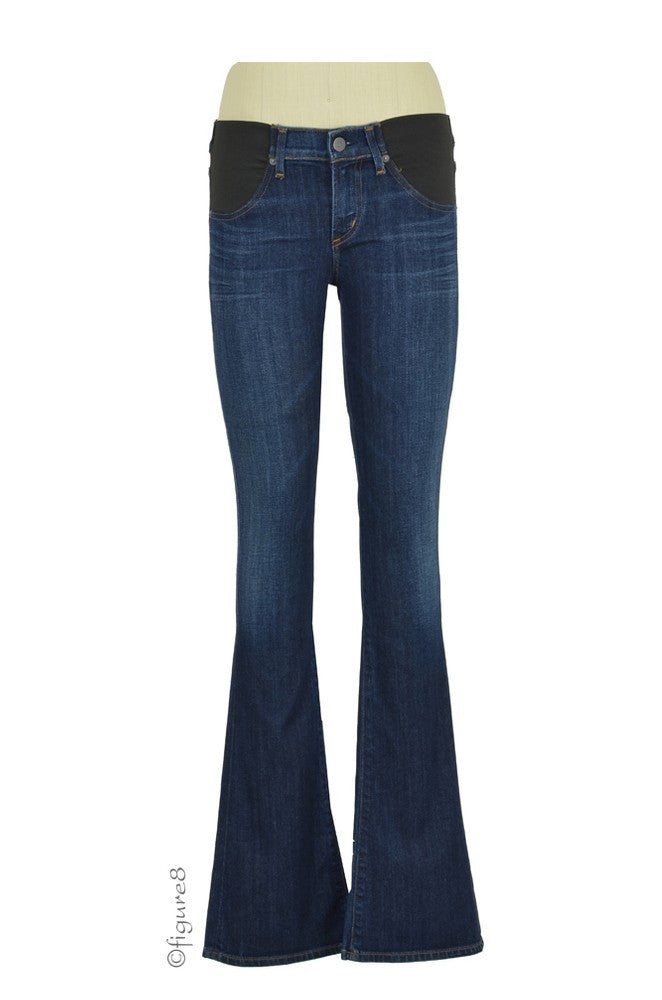 Citizens of Humanity Emannuelle Slim Boot Under Belly Maternity Jean - Element - Size 28