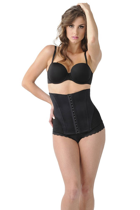 Mother Tucker® Corset by Belly Bandit - Black - M