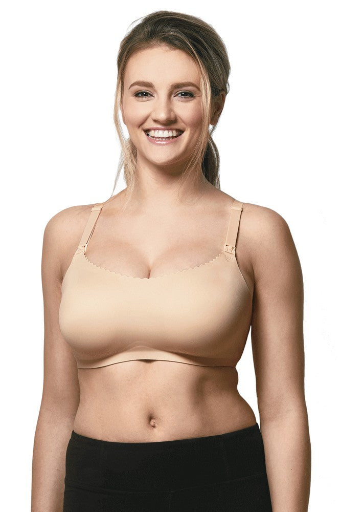 Bravado Designs Invisible Maternity & Nursing Bra - Bare - S