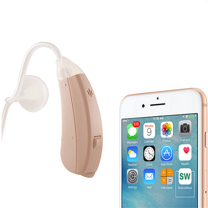 NewSound APP controlled Digital Hearing Aid