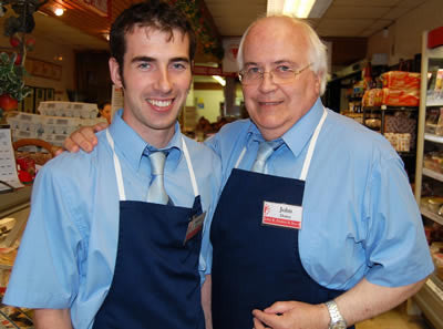 John and Simon Dowey Butchers