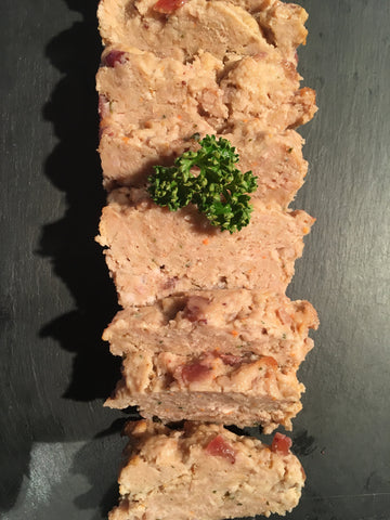 Pork and Cranberry Stuffing Loaf