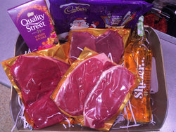 Christmas Steak Gift Hamper