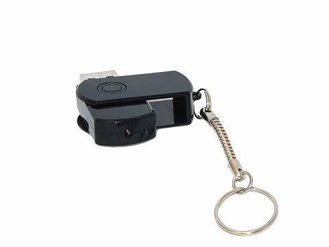 Mini Wireless Pinhole Spy Camera DVR MicroSD Audio Video Recorder