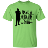 """Save A Journalist"" Ultra Cotton T-Shirt"