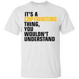 """Copywriting Thing"" Ultra Cotton T-Shirt"