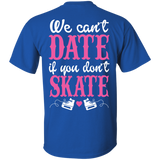 """Date Skate"" Ultra Cotton T-Shirt"