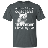 """Obstacles"" Ultra Cotton T-Shirt"