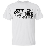 """Size Does Matter (Fish)"" Ultra Cotton T-Shirt"
