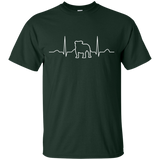 """Dog EKG"" Ultra Cotton T-Shirt"