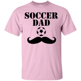 """Soccer Dad"" Ultra Cotton T-Shirt"