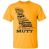 """Mutt"" Ultra Cotton T-Shirt"