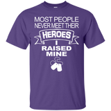 """Raised My Hero"" Ultra Cotton T-Shirt"