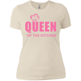 """Queen of the Kitchen"" Ladies' Boyfriend T-Shirt"