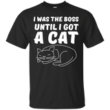 """Was The Boss"" Ultra Cotton T-Shirt"