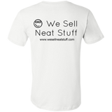 """We Sell Neat Stuff"" Two-Sided T-Shirt"