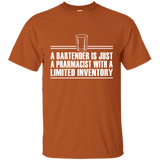 """Bartender Pharmacist"" Ultra Cotton T-Shirt"
