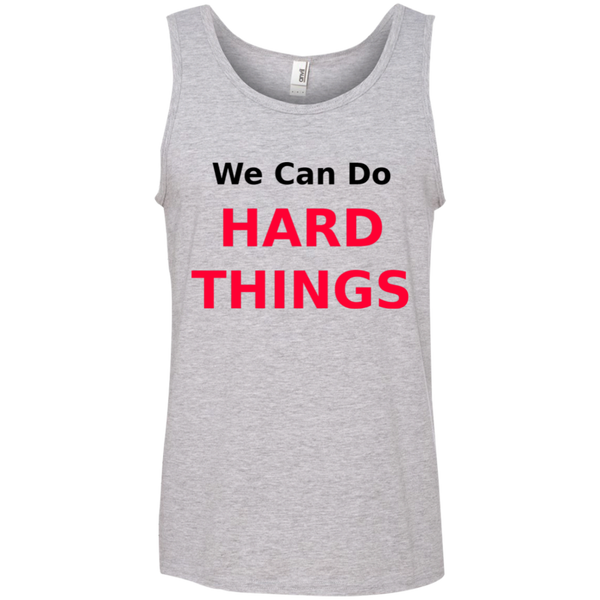 """Hard Things"" Tank Top"