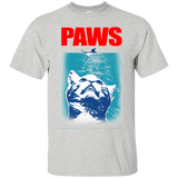"""Paws"" Ultra Cotton T-Shirt"