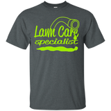 """Lawn Care Specialist"" Ultra Cotton T-Shirt"