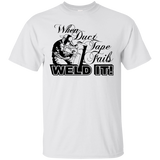 """Weld It"" Ultra Cotton T-Shirt"