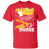 """Scrubs Wearin'"" Ultra Cotton T-Shirt"