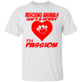 """Animal Rescuer"" Ultra Cotton T-Shirt"