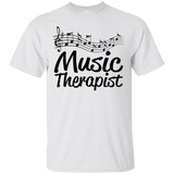 """Music Therapist"" Ultra Cotton T-Shirt"