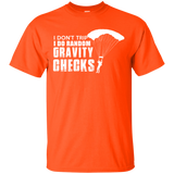 """Gravity Checks"" Ultra Cotton T-Shirt"