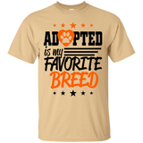 """Favorite Breed"" Ultra Cotton T-Shirt"