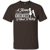 """Home Without Boxer"" Ultra Cotton T-Shirt"