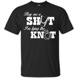 """Tying the Knot"" Ultra Cotton T-Shirt"