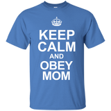 """Obey Mom"" Ultra Cotton T-Shirt"