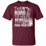 """Road to My Heart"" Ultra Cotton T-Shirt"