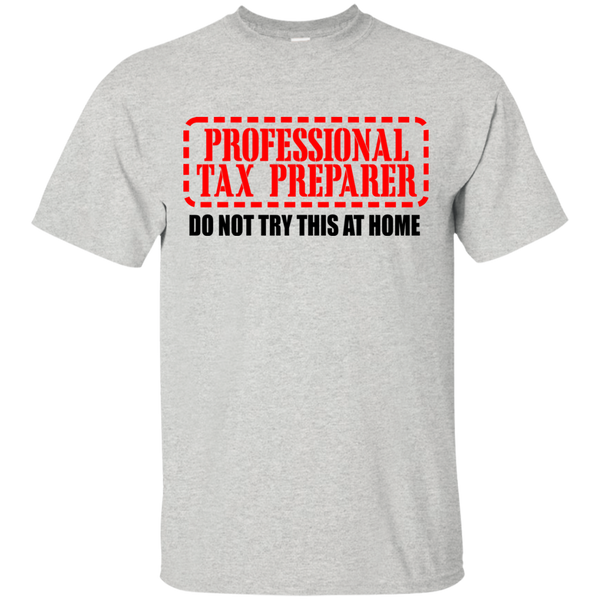 """Tax Preparer"" Ultra Cotton T-Shirt"