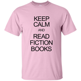 """Read Fiction Books"" Ultra Cotton T-Shirt"