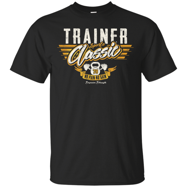 """Trainer"" Ultra Cotton T-Shirt"