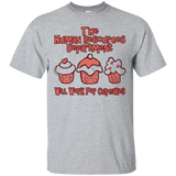 """Work For Cupcakes"" Ultra Cotton T-Shirt"