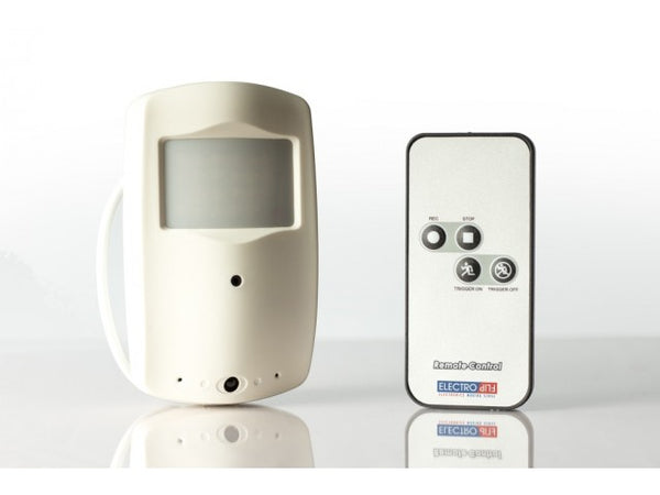 HomeSecur - Motion Activated Home Video Security System