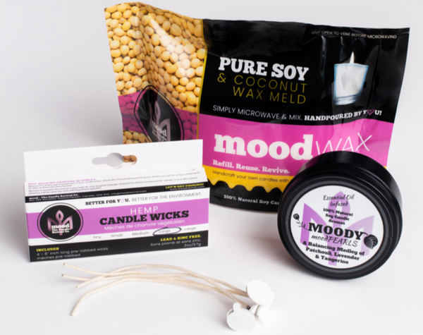 Essential Oil Candle Making Kits