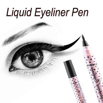 Black Liquid Eyeliner Pen